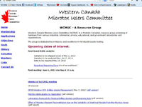 Western Canada Microtox Users Committee